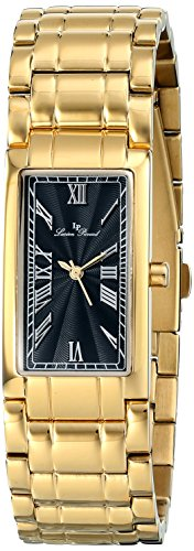 Lucien Piccard Women's LP-12982-YG-11 Marchesa Analog Display Japanese Quartz Gold Watch