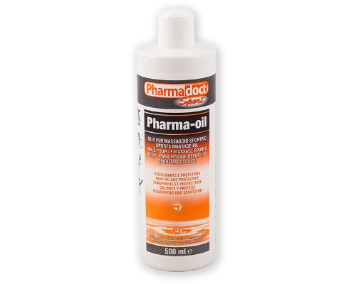 15 opinioni per Olio riscaldante canforato 500 ml pharmadoct pharma oil massaggio sportivo sport