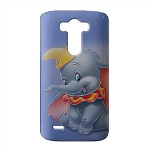 WWAN 2015 New Arrival dumbo 3D Phone Case for LG G3