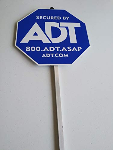 Security ADT Yard Signs 10