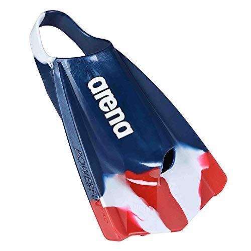 (Arena Powerfin PRO Swim Training Fins, USA, 12.5-13 )