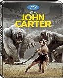 John Carter Taiwan Blu Ray 3D + 2D Steelbook / Viva Metal Pack Edition Extremely Rare Region Free