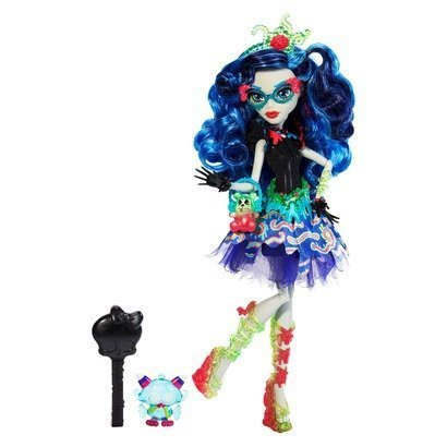Monster High Sweet Screams - Ghoulia Yelps (Ghoulia Monster High Costume)