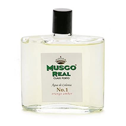 Musgo Real Aqua de Colonia No. 1 - Orange Amber Cologne by Claus Porto Musgo