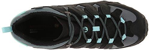 Spostamento Da Trekking Donne Nero Camaleonte Il Scarpe tex Avventurina E Trekking Merrell Ventilatore Delle up Gore Lace g5v1xq