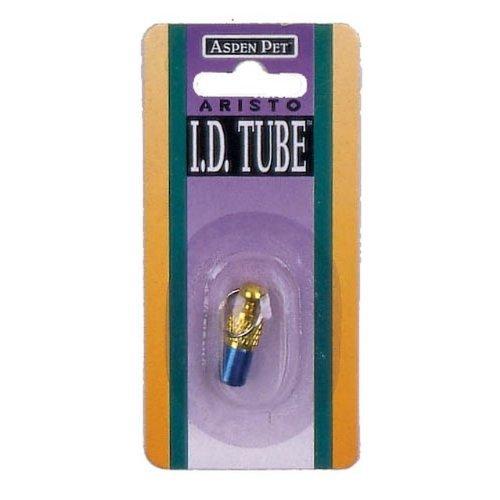 Aspen (1-Tone) Assorted Id Tube, Small