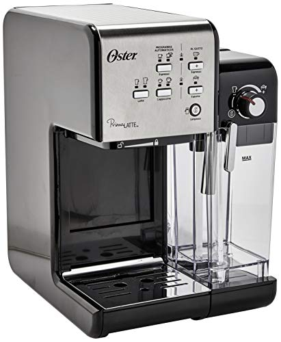 Cafeteira Espresso PrimaLatte Oster BVSTEM6701SS 017