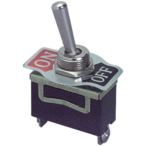 Heavy Duty Toggle Switch SPST product image