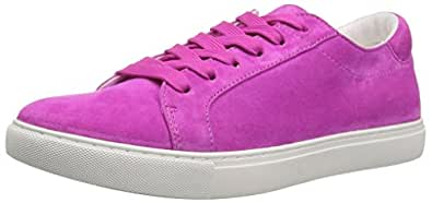 Kenneth Cole New York Womens Kam Lace Up Fashion Sneaker- Techni-Cole 37.5 Lining Pink Size: 5
