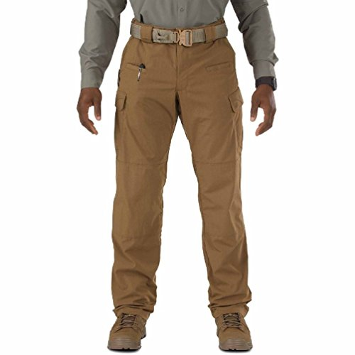 Ovedcray Clothing Stryke Cargo Pants - Mens Flex-Tac Rip Stop Field Duty Work Pant by Ovedcray Clothing