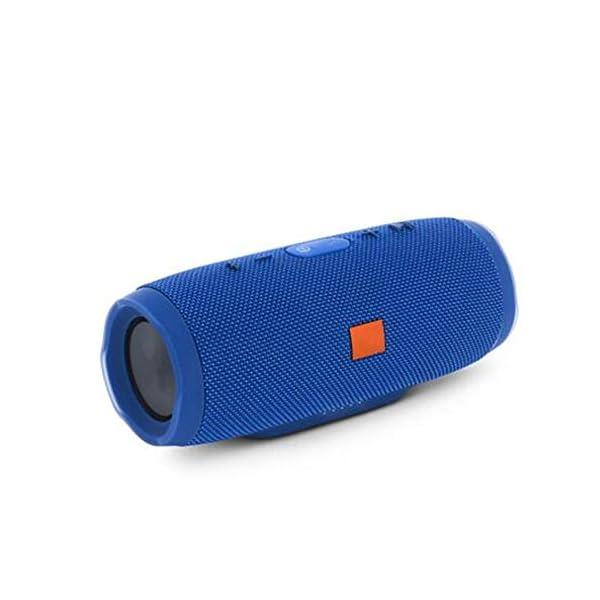 Haut-Parleur Portable Bluetooth étanche Voyage en Plein airRouge sans Fil Audio 213mmx87mm de Subwoofer de Haut-Parleur de Bluetooth de Tissu 5