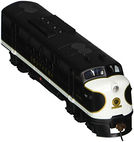 Bachmann Industries E-Z App Smart Phone Controled Southern #6100 FT Locomotive Train - Locomotive Train Phone