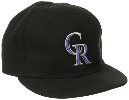 (New Era MLB Colorado Rockies Game My 1st 59Fifty Infant Cap, Size 6)