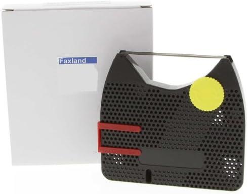 kompatibel Marke Faxland Farbband f/ür die Smith Corona XD 8000 Schreibmaschine