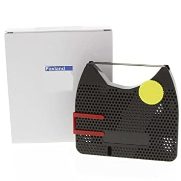 Cinta para la Privileg Electronic 1620 Máquina de escribir, compatible, marca Fax País