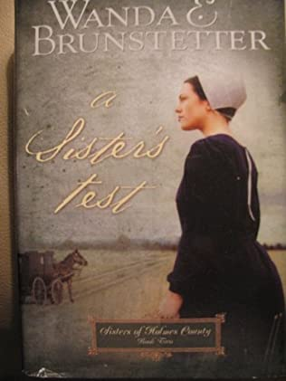 book cover of A Sister\'s Test