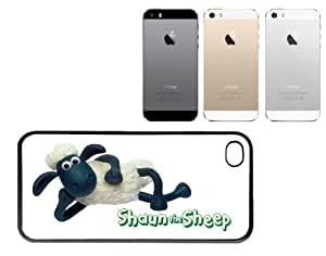 iPHONE 5s Hard case with Printed Design Shaun The Sheep
