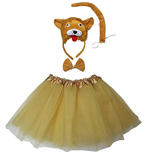 Kirei Sui Lion 3D Costume Tutu Set]()
