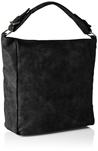 Fritzi aus Preussen Dalila - Borsa Donna, Schwarz (Black), 4x11x19,5 cm (B x H T)