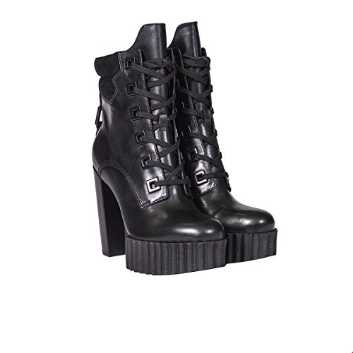 Kendall & Kylie Women's KKCOTY01 Black Leather Ankle Boots excellent visit cheap classic sI9bJjNby