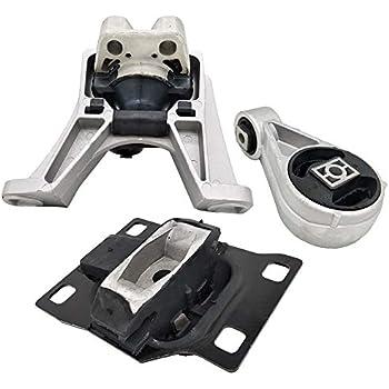 Transmission Engine Motor Mounts Rear Set Kit 2.0 L For Ford Transit Connect