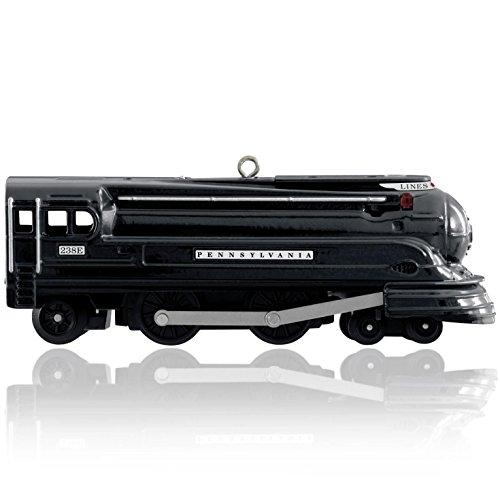 Hallmark 2014 Lionel Pennsylvania Torpedo Locomotive