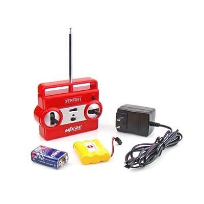 Radio Control Ferrari California 1/20 Red: Toys & Games