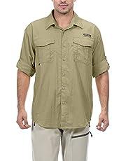 Little Donkey Andy UPF 50+ UV-bescherming shirt met lange mouwen, ademend en sneldrogend