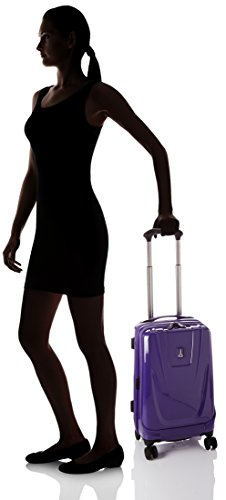 Travelpro Maxlite 20 Inch Business Plus Hardside, Grape, One Size by Travelpro (Image #5)