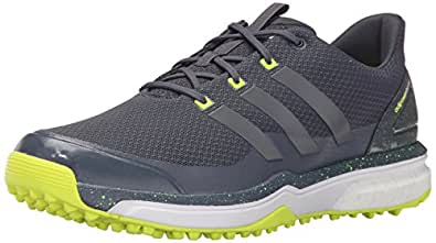 adidas Mens Adipower S Boost 2-M Adipower S Boost 2-m Grey Size: 8