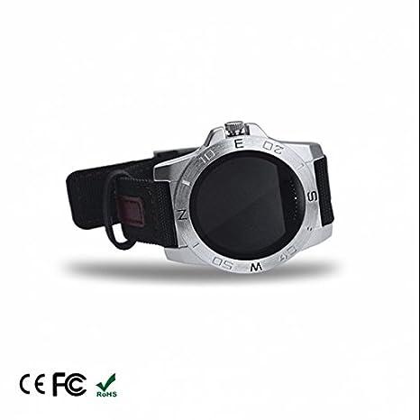 Smart Watch, Bluetooth Smart reloj Watch Fitness pulsera, HD Touch Screen, mando a