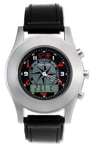 Reloj Hamilton Khaki Multi Touch