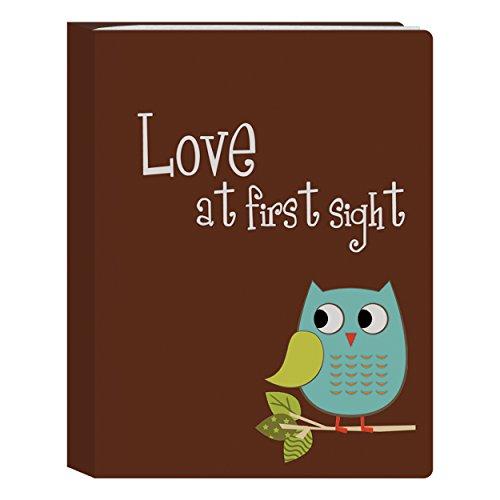 Pioneer Photo Albums I-46B/OB 36-Pocket Baby Owl Designer for sale  Delivered anywhere in USA