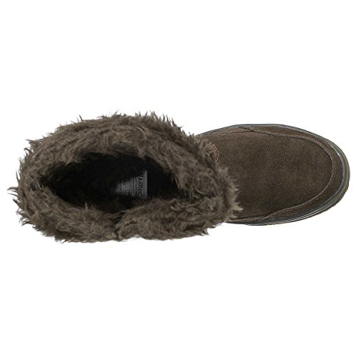 KILLTEC Melange Winterstiefel Damenschuhe braun Boots Stiefel Chana 6OA1qnw6R
