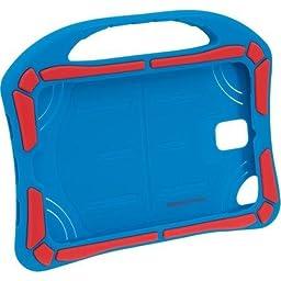 Kid-Safe Universal Tablet Bumper - Blue