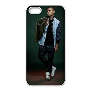 iPhone 4 4s Cell Phone Case White Chris Brown opo