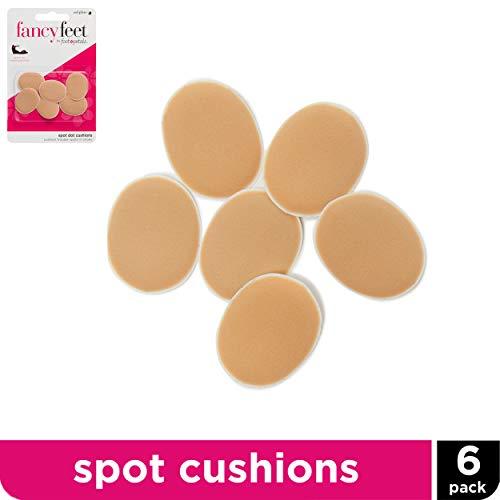 Fancy Feet Women's Spot Dot Cushions (Khaki) ()