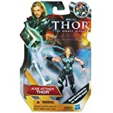 mighty thor action figure - Thor: The Mighty Avenger Action Figure #17 Ax Action Thor 3.75 Inch