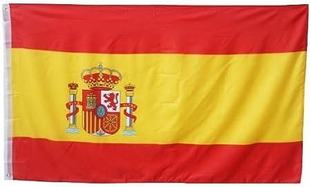 Drapeau 90 x 150 cm | Espagne spain | avec œillets Drapeau ...