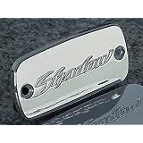 i5® Chrome Front Brake Fluid Cap for Honda Shadow 600 750 Spirit 1100 1300