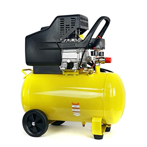 3.5HP 10-Gallon Pneumatic Portable Air Compressor With Tank