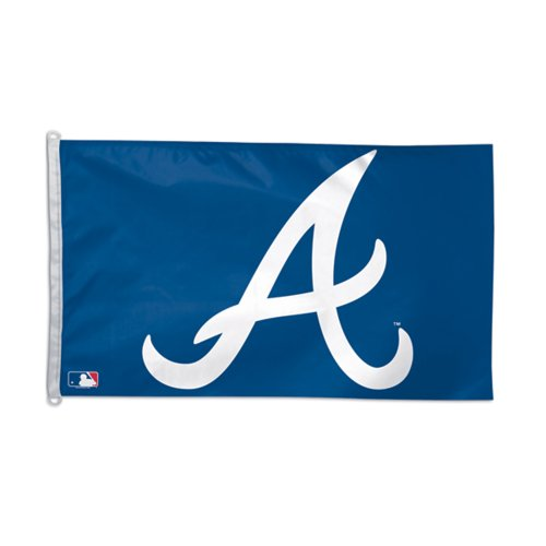 Atlanta Braves Mlb 3X5 Banner Flag (36X60