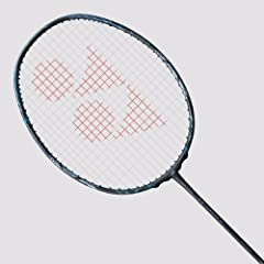 The Yonex Voltric Z Force II has the thinnest ever shaft and improved TRI-VOLTAGE SYSTEM increases the smash energy. Combining incredible power and fast racquet handling for the first time, VOLTRIC is the perfect racquet for players seeking e...