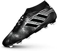 adizero Malice FG Rugby Boots - CBLACK/SYELLOW