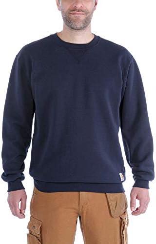 Midweight Crewneck Sweatshirt - Farbe: New Navy - Größe: XXL