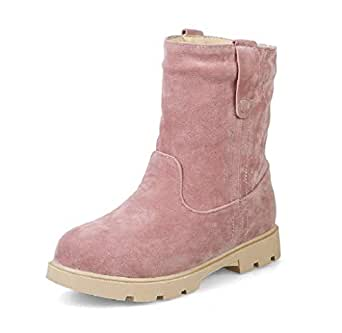 Amazon.com: Der Women Snow Boots Ankle/Casual Ankle Boots