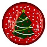 Dazzling Deals Decorative Christmas Tree Plate