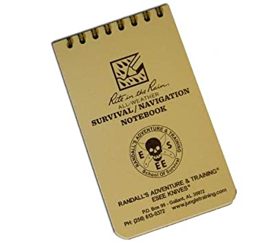 ESEE Knives Rite-in-the-Rain Survival/Navigation Notebook