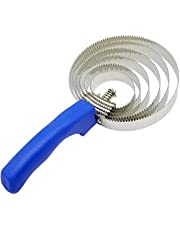 Horse Comb 6 Circles Curry Brushes Washing Tools Equestria for Men