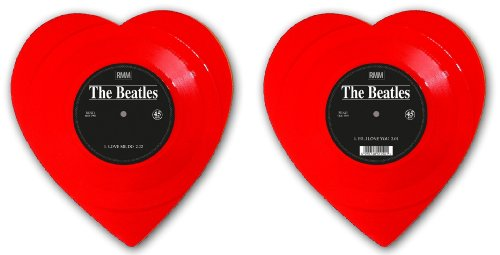 Beatles - LOVE ME DO - Heart Shaped 10